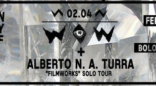 SundayOff* - Alberto N. A. Turra + WOW live at bar