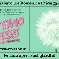Interno Verde 2019 Love Edition 11-12 Maggio