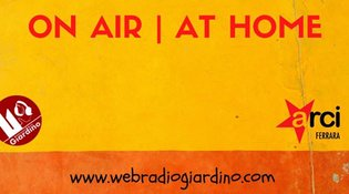 WRG e il salotto musicale ON AIR AT HOME